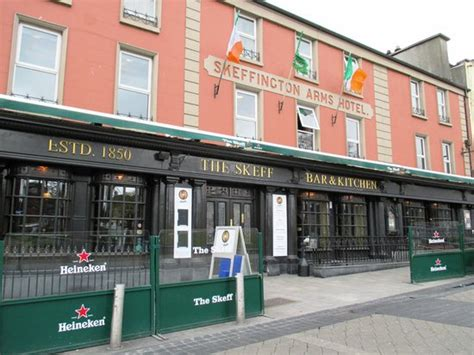 The Skeff Galway by The Skeff Picture Of Skeffington Arms Hotel Galway
