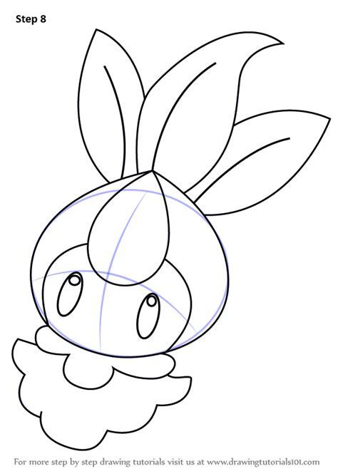 learn   draw petilil  pokemon pokemon step