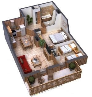 25 Two Bedroom Houseapartment Floor Plans by 2 Story Polebarn House Plans Two Story Home Floor Plans