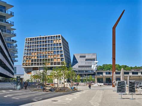 moderne architektur dreispitz im wandel der zeit baselcom