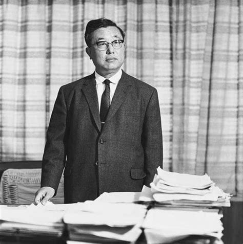 Father of Toyota Production System, Eiji Toyoda, Dead at ...