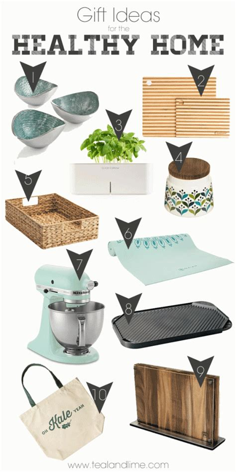 Gift Ideas For The Healthy Home  School Of Decorating
