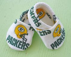 green bay packer baby photolets  add pony tails