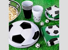Football Party Supplies & Decorations Woodies Party