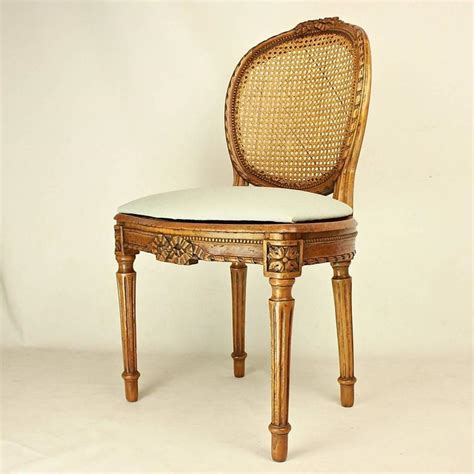 set of six louis xvi dining chairs in the manner of
