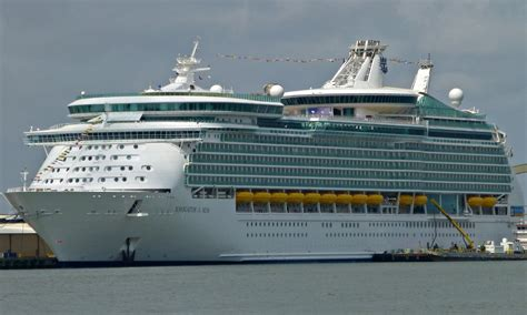 Navigator Of The Seas - Itinerary Schedule, Current