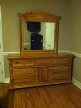 Broyhill Fontana Dresser With Mirror by Perry Bookoo Buy And Sell With Your Neighbors