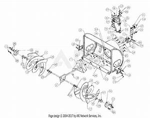 Mtd 317e753f190 Snow Boss 950 St  1997  Parts Diagram For Spiral  Housing  U0026 Gear Assembly