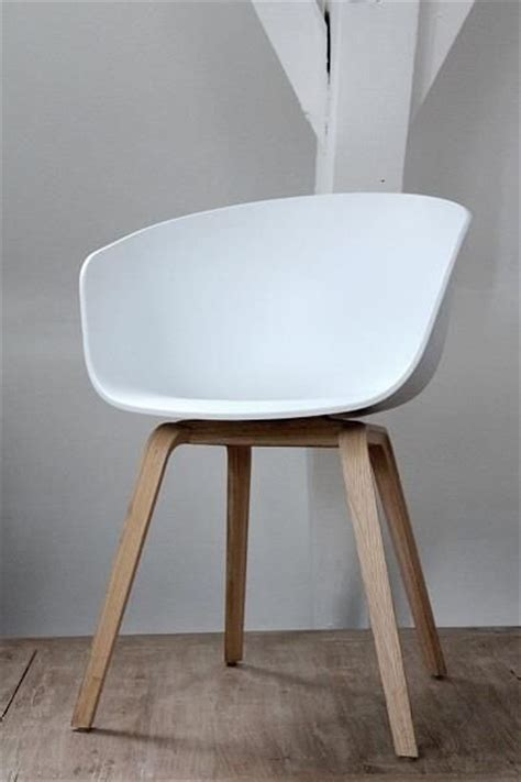 hay about a chair aac22 weiss wood design