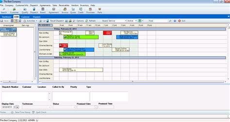esc field service software products desco service