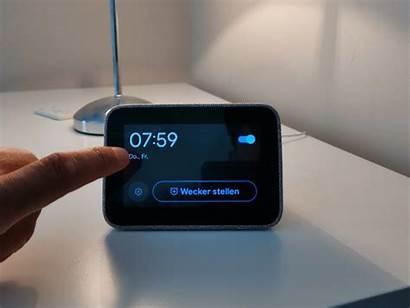 Clock Smart Wecker Lenovo Atomlabor Radiowecker Closer