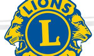 Lions Club Letterhead Logo