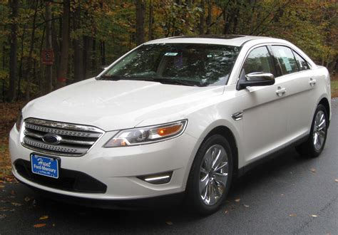 ford taurus limited owners manual www