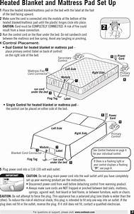 Sunbeam Electric Blanket Wiring Diagram
