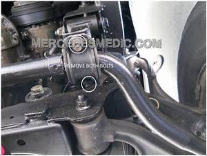 Ml Sway Torsion Bar Bushings Noise Remove Change Install