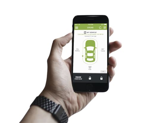 can i start my car with my phone remote car starter range is more important than you think
