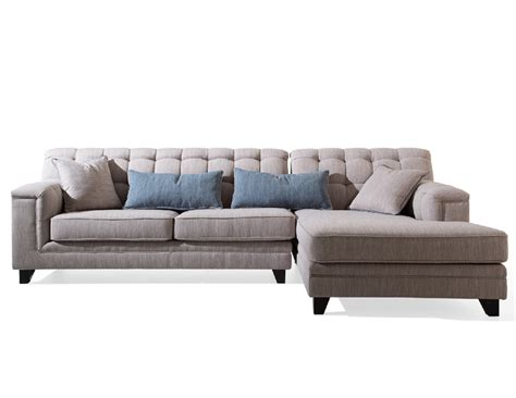 2018 Modern Chesterfield Sectional Sofa Manufacturer