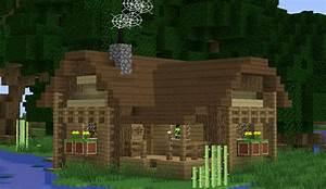 cute minecraft house