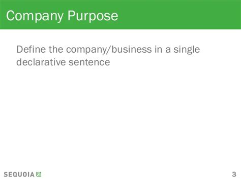 Sequoia Capital Pitch Deck Exle by Sequoia Capital Pitch Deck Template
