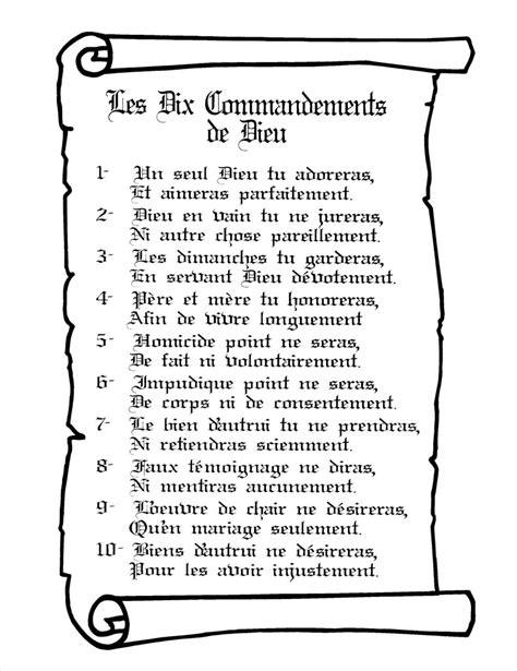 les 10 commandements de dieu en noir blanc les 10 comm flickr