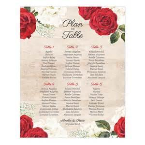 marque place mariage plan de table de mariage imprimé et bois