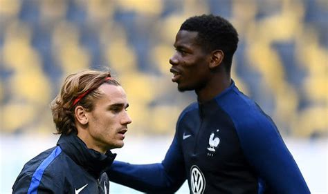 Some suggested one was exhausted after a gruelling season and the other might be overrated but france's antoine griezmann and paul pogba have started to prove the critics wrong. Man Utd news: Antoine Griezmann sends message to Paul ...