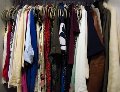 selective minimalism   remaining   wardrobe