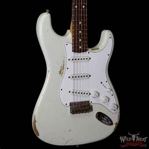 2013 Fender Custom Shop 1960 Stratocaster Heavy Relic