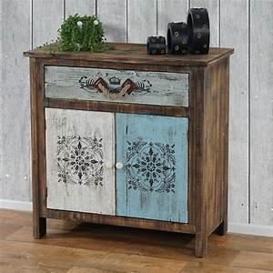Schrank Vintage Look : kommode aveiro sideboard schubladenschrank schrank shabby look vintage ebay ~ Bigdaddyawards.com Haus und Dekorationen