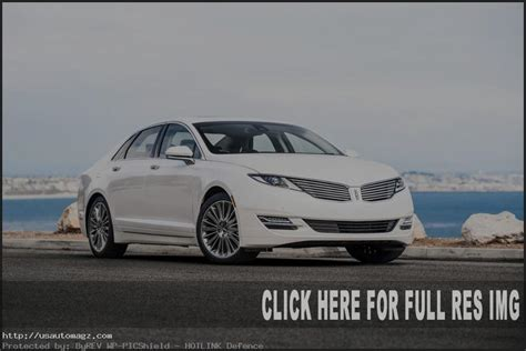 2019 Lincoln Mkz Hybrid by 2019 Lincoln Mkz New Hybrid Engine And Redesign 2019