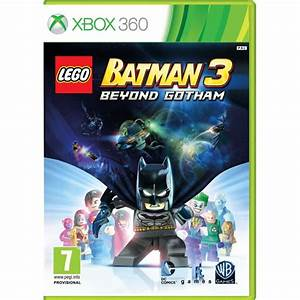Lego Batman 3 Beyond Gotham Xbox 360 Game - ozgameshop.com