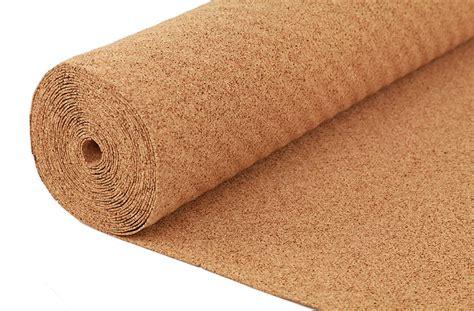 cork flooring underlayment acousticork pr60 flooring underlayment cork sound underlay