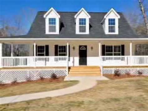Cape Cod Style New Construction Home Wgreenbelt For Sale