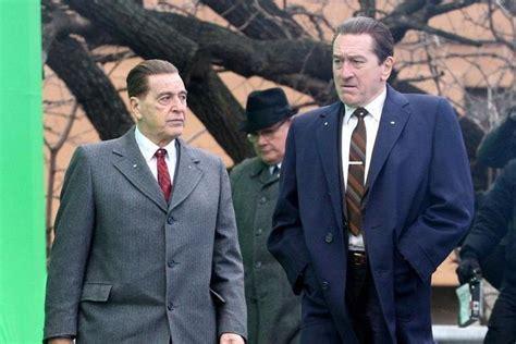 the irishman look at robert de niro and al pacino s pairing the independent