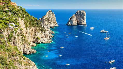 Capri Holidays Island Of Capri Italy Topflight