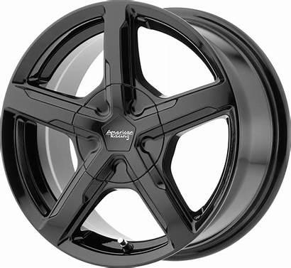 Racing American Trigger Wheels 5x4 Wheel 18x8