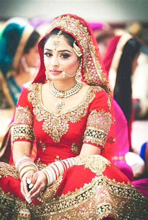 5 Most Beautiful Indian Bridal Looks