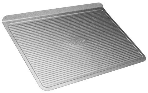cookie bakeware sheet pan warp usa steel non inch baking sheets kitchen aluminized amazon resistant stick