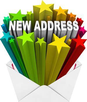 change of address report change of address with uscis