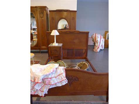 ensemble chambre à coucher ensemble de chambre a coucher mobilier en acajou