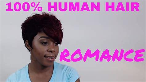 Outre 100% Human Hair Premium Duby Clipper Cut Wig