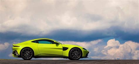 Aston Martin Reveals New 150,000 Vantage, We Cant Get Over