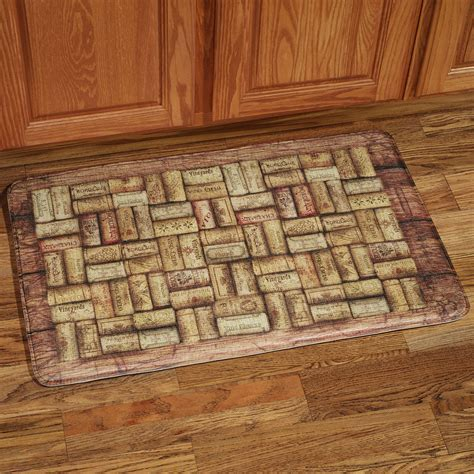 Wine Themed Kitchen Rugs Images, Where to Buy? » Kitchen