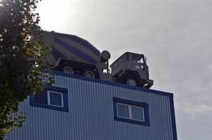 Auf Dem Dach : gablenberger klaus blog blog archive starfighter hubschrauber und betonmischer auf dem dach ~ Frokenaadalensverden.com Haus und Dekorationen