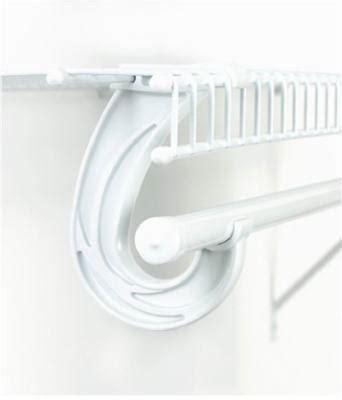 Closetmaid Rod Support - 2083 external hanger bar end cap