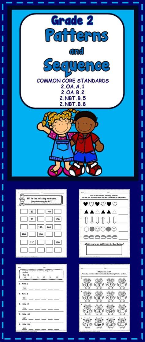 number patterns grades   math patterns pattern
