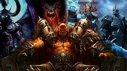 Warcraft Draenor Warlords Wow Wallpapers Pc Horde