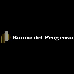 Banco del Progreso fondo negro Logo Vector (.AI) Free Download