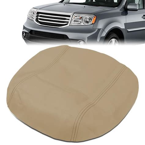 Save $996 on used honda pilot under $15,000. 09-15 Honda Pilot Leather Center Console Lid Cover - Tan ...