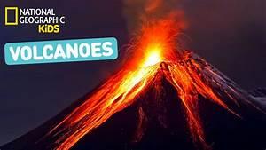 Nat Geo Kids On Youtube  Volcano Playlist
